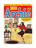 Archie Comics Retro: Archie Comic Book Cover 23 (Aged)
