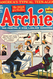 Archie Comics Retro: Archie Comic Book Cover No20 (Aged)