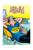 Archie Comics Cover: Jughead No186 American Idle