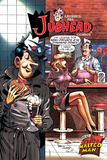 Archie Comics Cover: Jughead No202 Jughead Jones: Semi-Private Eye Pt 1 The Thin Malted Man