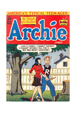 Archie Comics Retro: Archie Comic Book Cover 27 (Aged)