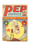 Archie Comics Retro: Pep Comic Book Cover 50 (Aged)