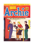 Archie Comics Retro: Archie Comic Book Cover 33 (Aged)