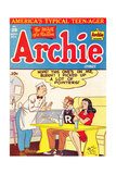 Archie Comics Retro: Archie Comic Book Cover 28 (Aged)