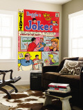 Archie Comics Retro: Reggie's Jokes Comic Book Cover No9 (Aged)