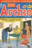 Archie Comics Retro: Archie Comic Book Cover 18 (Aged)