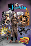 Archie Comics Cover: Jughead No203 Jughead Jones: Semi-Private Eye Pt 2 Well  Well My Lovely