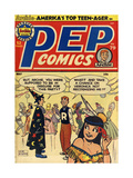 Archie Comics Retro: Pep Comic Book Cover 79 (Aged)