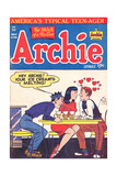 Archie Comics Retro: Archie Comic Book Cover 32 (Aged)