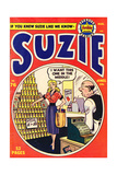 Archie Comics Retro: Suzie Comic Book Cover No76 (Aged)