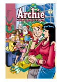 Archie Comics Cover: Archie No602 Archie Marries Veronica: It's Twins