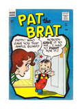 Archie Comics Retro: Pat the Brat Comic Book Cover 18 (Aged)