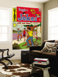 Archie Comics Retro: Reggie&#39;s Jokes Comic Book Cover 7 (Aged)