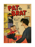 Archie Comics Retro: Pat the Brat Comic Book Cover 17 (Aged)
