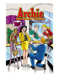 Archie Comics Cover: Archie No600 Archie Marries Veronica: The Proposal