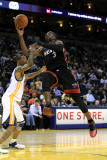 Miami Heat v Golden State Warriors: Dwayne Wade and Monta Ellis