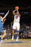 Minnesota Timberwolves v Golden State Warriors: Monta Ellis and Luke Ridnour