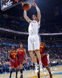 Cleveland Cavaliers  v Oklahoma City Thunder: Nick Collison