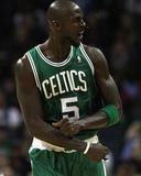 Boston Celtics v Charlotte Bobcats: Kevin Garnett