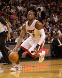 New Orleans Hornets v Miami Heat: Dwyane Wade