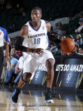 Austin Toros v Texas Legends: Kelvin Lewis
