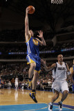 Golden State Warriors v Dallas Mavericks: David Lee and Jason Kidd