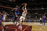 New York Knicks v Cleveland Cavaliers: Anthony Parker and Ronny Turiaf