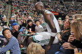 Indiana Pacers v Boston Celtics: Kevin Garnett