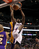 Los Angeles Lakers v Los Angeles Clippers: DeAndre Jordan