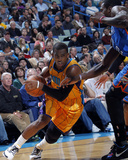 Oklahoma City Thunder v New Orleans Hornets: Chris Paul and Kevin Durant