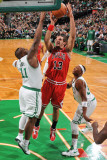 Chicago Bulls v Boston Celtics: Joakim Noah and Glen Davis