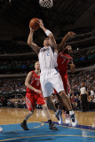 Houston Rockets v Dallas Mavericks: Jason Kidd  Kyle Lowry and Chase Budinger