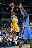 Oklahoma City Thunder v New Orleans Hornets: Chris Paul