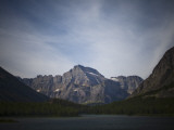 Jagged Peaks of Glacier National Park Offer a Beautiful Vista