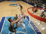 Milwaukee Bucks v Dallas Mavericks: Jason Kidd and Andrew Bogut