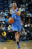 Oklahoma City Thunder v New Orleans Hornets: Russell Westbrook