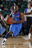 Tulsa 66ers v Texas Legends: Tweety Carter and Booker Woodfox