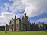 Exterior View of Balfour Castle