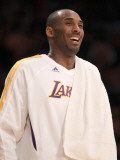 Golden State Warriors v Los Angeles Lakers: Kobe Bryant