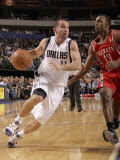 Houston Rockets v Dallas Mavericks: Jose Juan Barea and Ishmael Smith