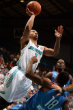 Tulsa 66ers v Sioux Falls Skyforce: Anthony Harris and Elijah Millsap