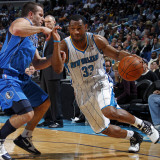 Dallas Mavericks v New Orleans Hornets: Willie Green and Jose Barea