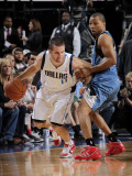 Minnesota Timberwolves v Dallas Mavericks: Jose Juan Barea and Sebastian Telfair