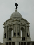 Pennsylvania Monument at the Gettysburg National Military Park