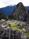 Machu Picchu  an Archaeological Site in Peru