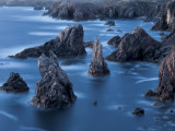 Rugged Sea Stacks of the Isle of Lewis