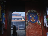 A Monk at Labrang Monastery