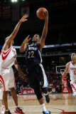 Memphis Grizzlies v Houston Rockets: Rudy Gay and Shane Battier