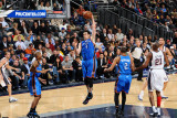 Oklahoma City Thunder v New Jersey Nets: Nick Collison