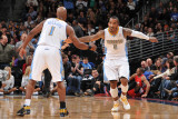 Los Angeles Clippers v Denver Nuggets: Chauncey Billups and JR Smith